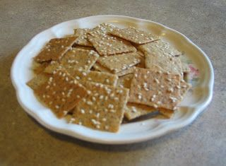 Homemade Wheat Thins   Store This, Not That!