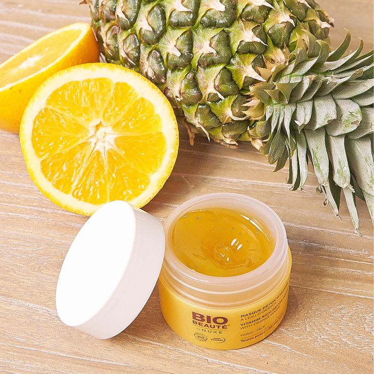 Masque Détox Vitaminé BIO-BEAUTÉ® #NUXE #BioBeauté #Masque #Beauty