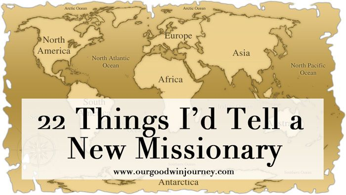 A great read!! Even for those who aren't on deputation, it's an eye-opener to what a missionary's life is really like.