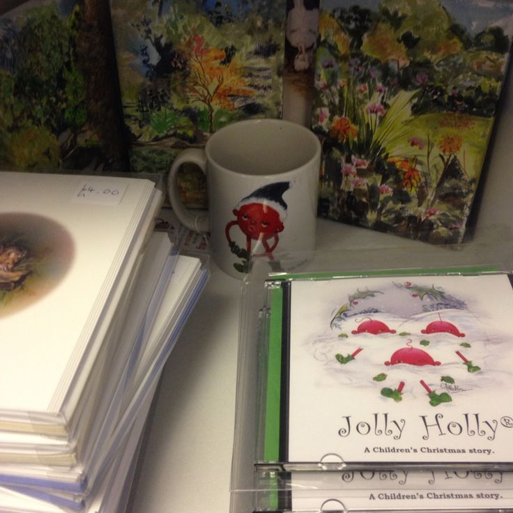 Jolly Holly products