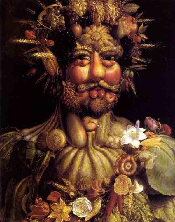 Giuseppe Arcimboldo 1527-1593 - http://www.tuttartpitturasculturapoesiamusica.com/2011/04/giuseppe-arcimboldo-1527-1593.html