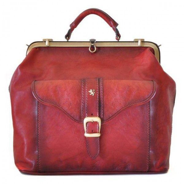 Pratesi Mary Poppins Tas Bruce Chianti. #poppins #bag #mary #red #leather