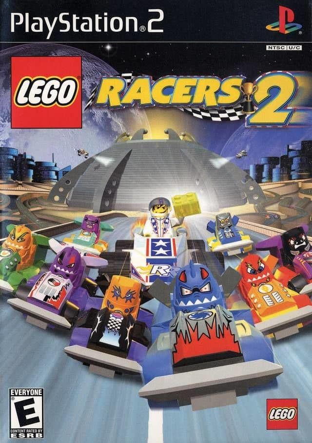 Lego Racers 2 Sony Playstation 2 Game