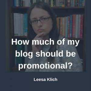 """How much of my health & wellness blog should be promotional?  I'm not going to give you a number or exact formula of how much of your blog should be promotional. INSTEAD, I'll talk about three things to consider: the """"how,"""" the """"what,"""" and the """"should."""""""