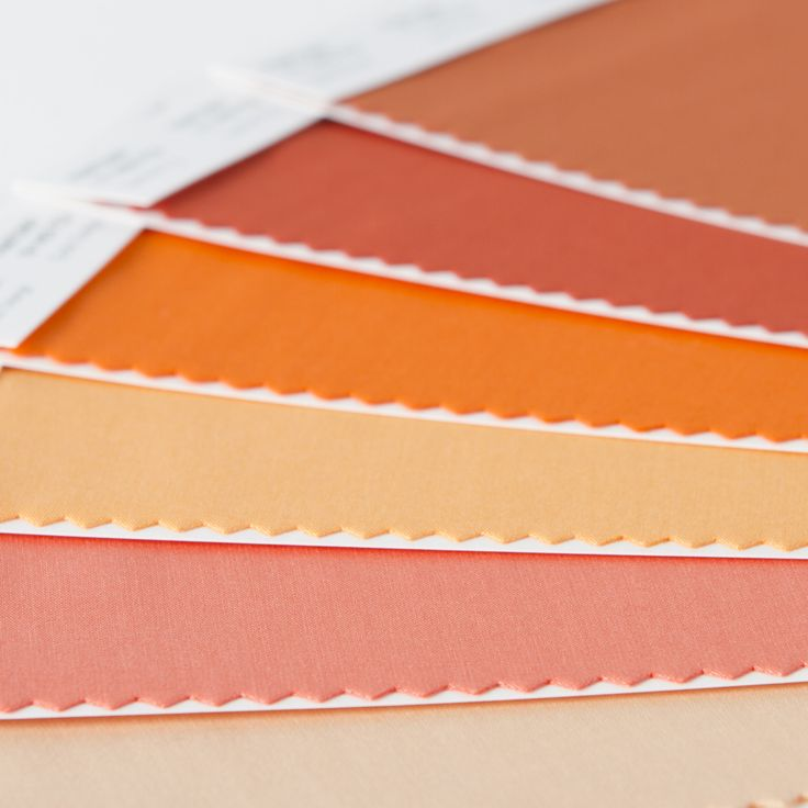 Our Trend Driven 210 New Colors Were Co-Developed By Pantone And Huntsman Textile Effects.