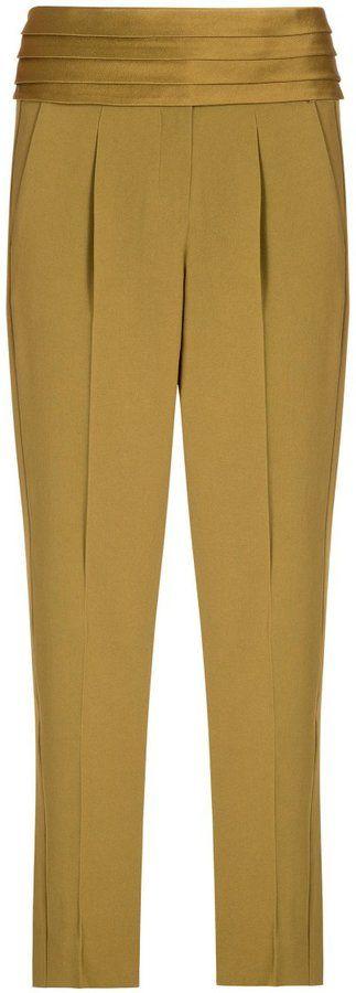 Cummerbund Trousers