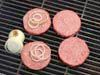 Grass fed beef: 85% Lean Beef Patties - 2 (6 oz) patties