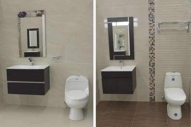 Imagen relacionada bathrooms ba os modernos ba os hogar for Banos decorados con guardas de venecitas