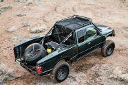 2002 ford ranger rear three quarter top shot