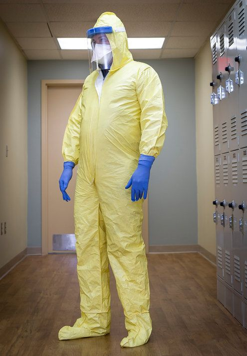 New York Times: Aug. 16, 2014 - Hospitals in U.S. get ready for Ebola