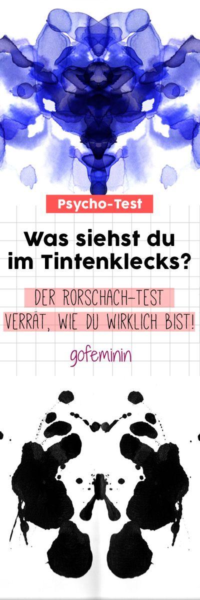 Der Rorschach-Test verrät, wer du WIRKLICH bist!