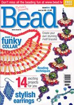 Kerrie Slade ~ Contemporary Beadwork - Published work