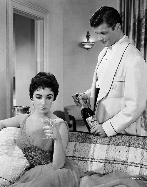 Elizabeth Taylor - The Last Time I Saw, 1954.