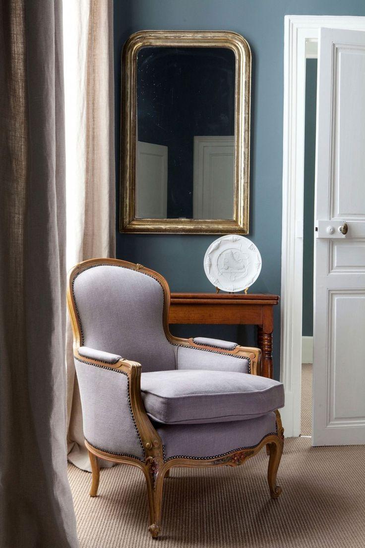 Cocos by Tasibel | μοκέτα από κοκοφοίνικα και σισάλ στο Château de la Resle by Johan Bouman & Pieter Franssens, Montigny-la-Resle, France | φυσικό χρώμα | από άκρη σε άκρη ή σε επιθυμητές διαστάσεις σαν χαλί #κοκοφοίνικας #cocos #sisal #σισάλ #ψάθα #μοκέτα #contemporary_interiors #aslanoglou_carpets