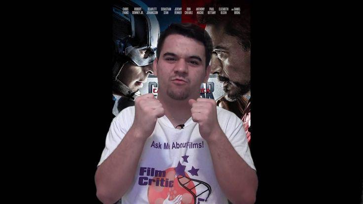 Film Review: Captain America - Civil War by KIDS FIRST! Film Critic Brandon C. #KIDSFIRST! #Disney #Marvel #CaptainAmericaCivilWar