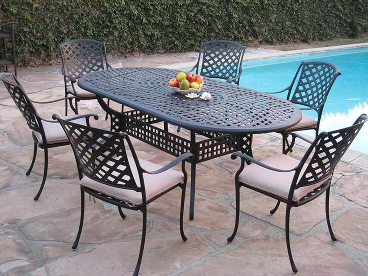 Repair Cast Aluminum Lawn Furniture