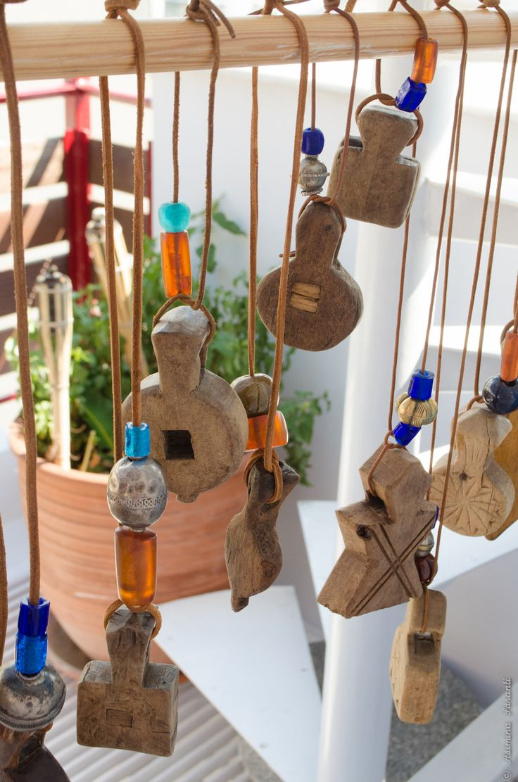 Buddhist Prayer Wood Box Piece - Über den Traum