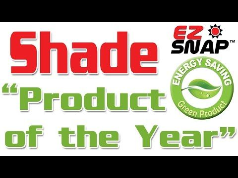 EZ Snap Direct | Exterior Shades & Outdoor Blinds. For windows on the south side for passive cooling in the summer.