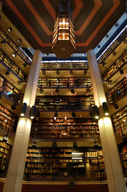 Thomas Fisher Rare Books Library, Toronto, Canada