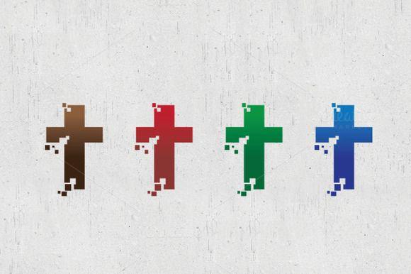 Church Logo By Lucion Creative