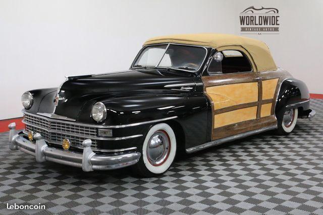 Chrysler Windsor WOODY 1948