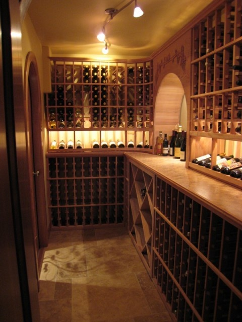 wine cellar ideas