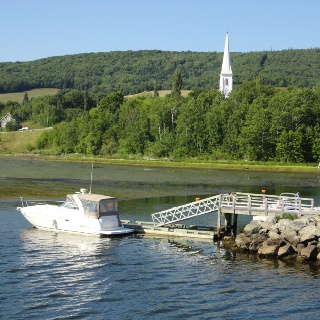 Mabou, Cape Breton -- gotta get back there.
