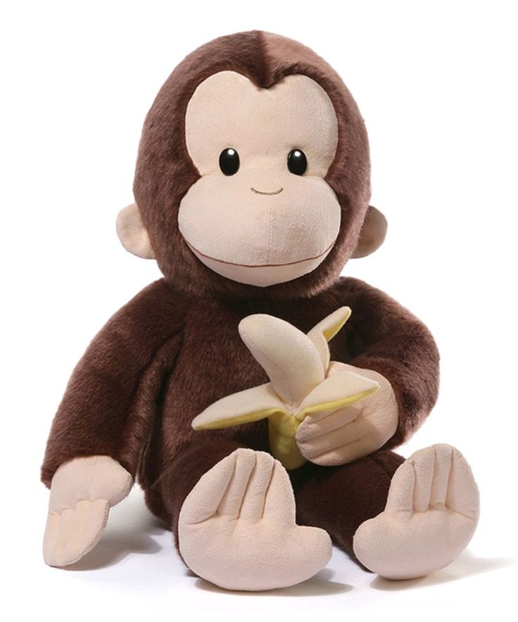 Take a look at this GUND 20'' Curious George 75th Anniversary Plush Toy today!