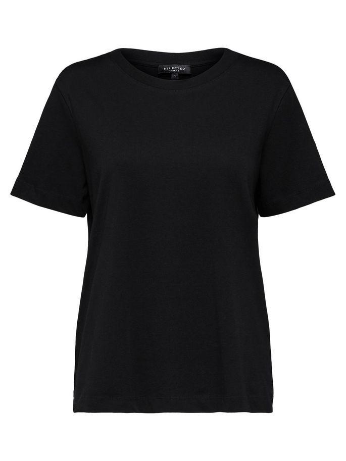 9c51d4dc Økologisk bomull - t-skjorte | SELECTED | Spring capsule in 2019 ...