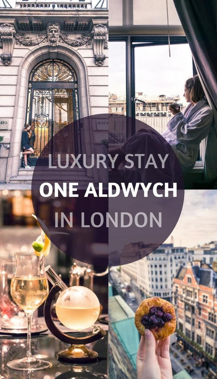 A luxury stay at One Aldwych: five-star hotel in central London, near Covent Garden, England: