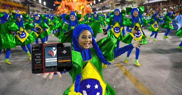#vpn #brazil #carnival #chat