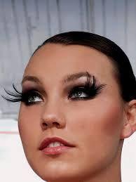 feather eyelashes less than $4