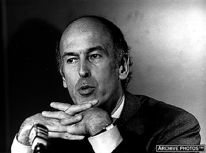 M. Giscard D'estaing