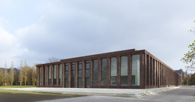 Galería - Universidad Jacobs / Max Dudler and Dietrich Architekten - 19