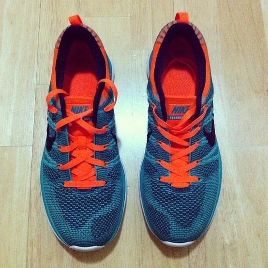 Nike Flyknit Lunar +1