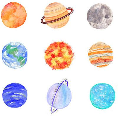 Gallery For > Planets Drawing Tumblr