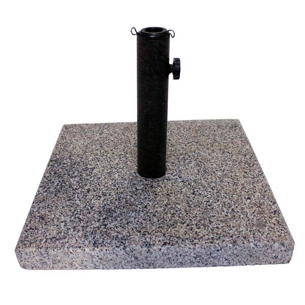 Thetford Pearly Stone Free Standing Umbrella Base In 2020 Patio Umbrella Stand Patio Umbrella Umbrella Stand