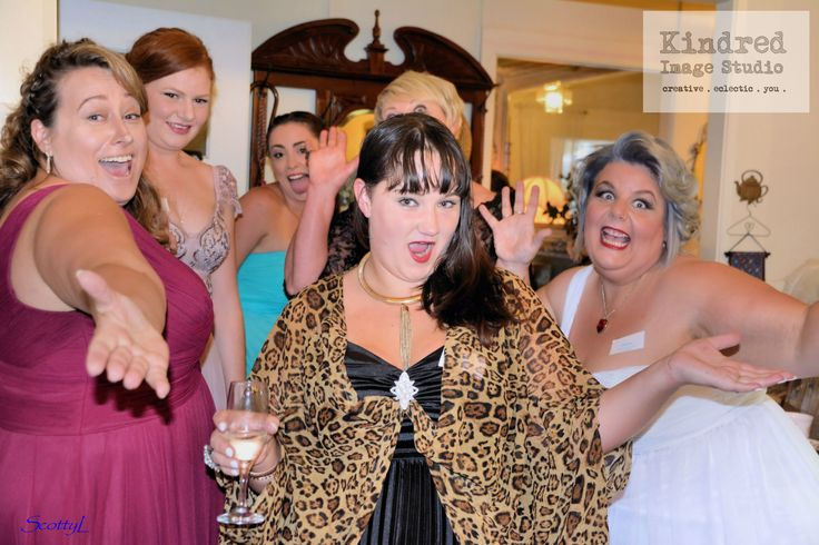 The girls of the moment... Kindred Komplete Ceremonies Launch at Tea & Treasures 24-4-15