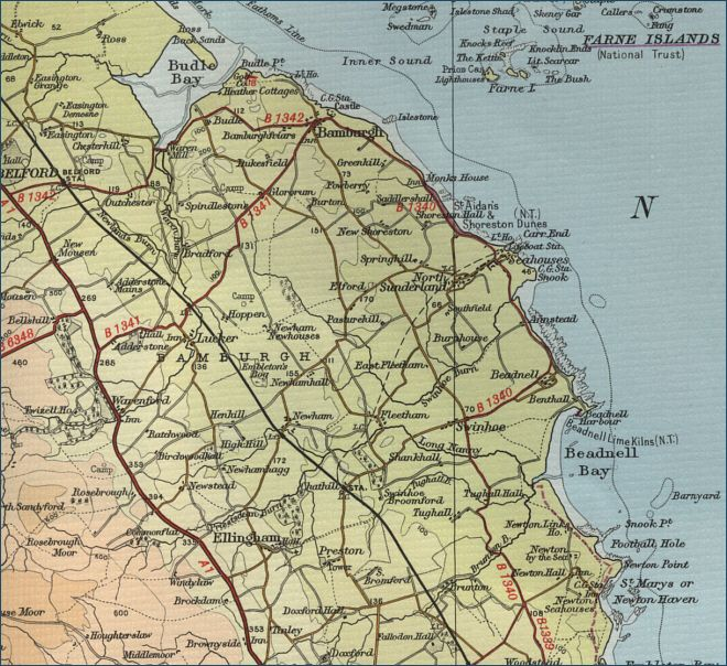 Places To Visit North East Coast England: 78 Best Images About North East England Maps On Pinterest
