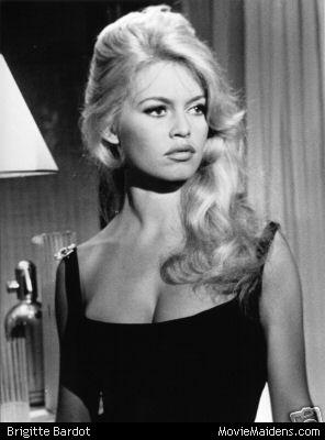 Brigitte Bardot @Hannah Mestel Mestel Welsh