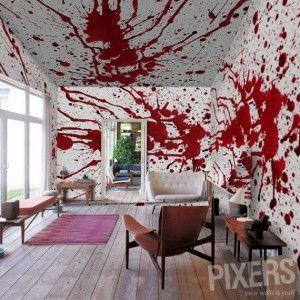 Zoella bedroom wallpaper
