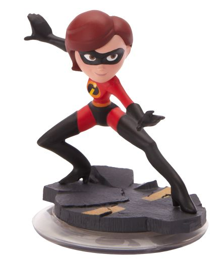 Super-stretchy, Mrs Incredible aka Helen Parr. To find out ...