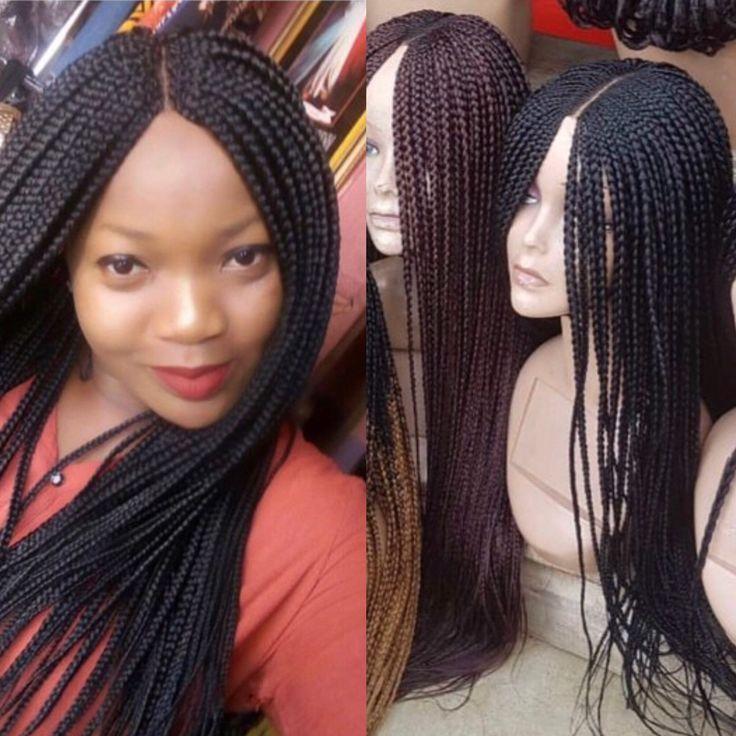Cute Hairstyles Fir Box Braids In 2020 Box Braid Wig Braids Wig Box Braids