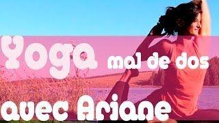 Séance de Yoga restauratif (un Yoga très doux) en vidéo sur YouTube pour soulager le mal de dos. YogaCoaching - YouTube