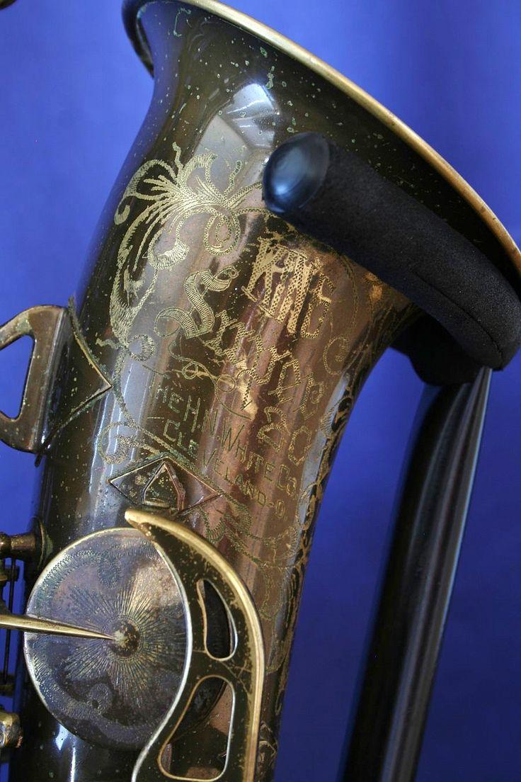 King super 20 alt - Hummel saxofoons