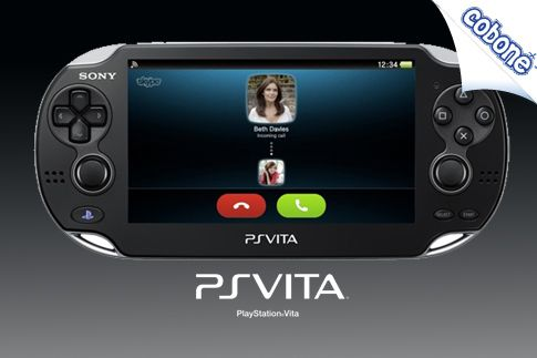 """Enjoy the incredible graphics and options of the 5"""" touchscreen OLED display having a qHD resolution (960×544), 3G/Wi-Fi and more of PlayStation's innovative PS Vita from iStore for EGP 2350(Value EGP 3000) –Cross play with other device holders!"""