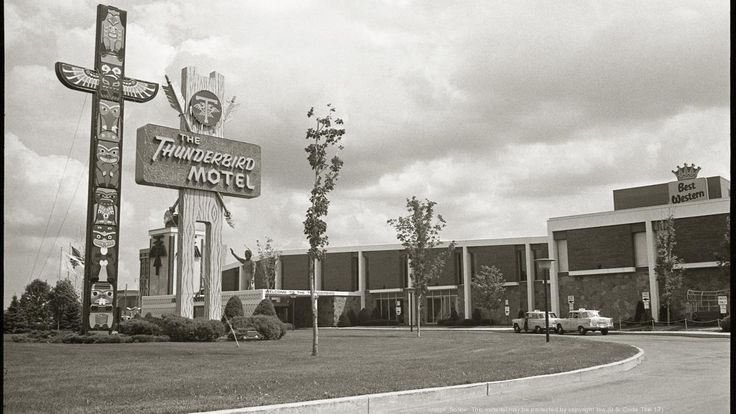 The iconic motel is now Ramada MSP Airport at the Mall, the 26th-largest hotel in the Twin Cities.
