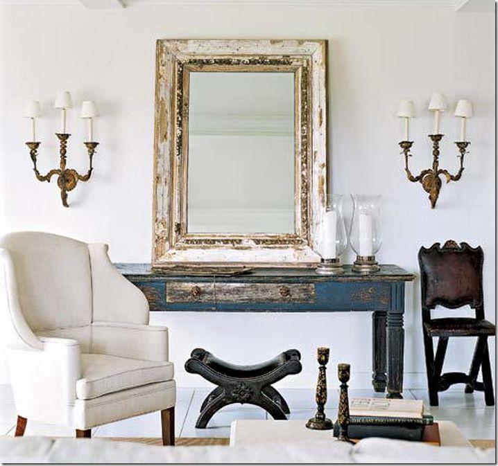 Rustic Mirror. Part 86