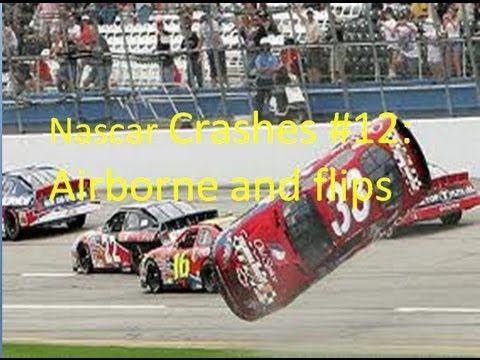 A C Ea Ed E B Fa F on Largest Nascar Crash Ever