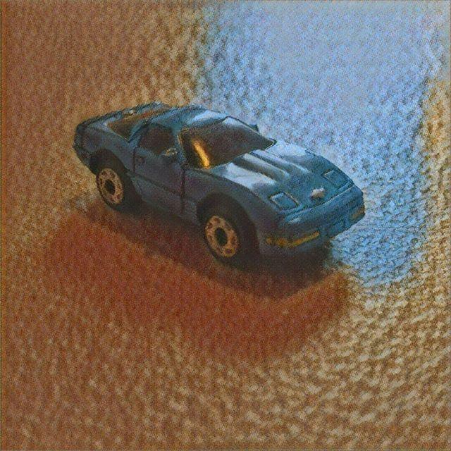 #micromachines #retrotoys #90stoys #cars #chevrolet #corvette #c4 #bluecorvette    #Regram via @richardbercich